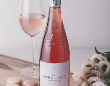 Rosé de Loire Ajou