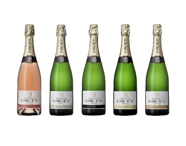 Champagne Gruet